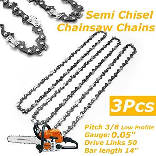 Pathonor-3X-Sgeketten-Halbmeiel-Ketten-elektrische-Kette-Tonhhe-betrgt-Sgekette-35-cm-38-13-mm-50-Knoten-50TG-50DL-fr-Bosch-Oregon-Makita-Stihl-MS-180-Kettensge
