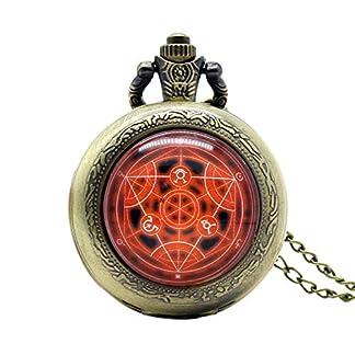 Taschenuhr-Fullmetal-Alchemist-taschenuhr-taschenuhr-Herren