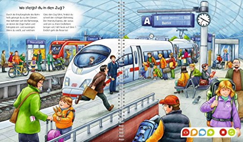 Ravensburger-tiptoi–Buch-Wieso-Weshalb-Warum-Entdecke-die-Eisenbahn-Gratis-Minions-Sticker