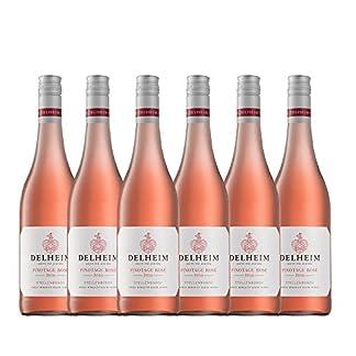 6er-Paket-Delheim-Pinotage-Ros-2017-Delheim-Roswein-sdafrikanischer-Sommerwein-aus-Coastal-Region-6-x-075-Liter