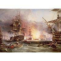 Ravensburger-17806-Bombardement-von-Algier-9000-Teile-Puzzle-192×138-cm