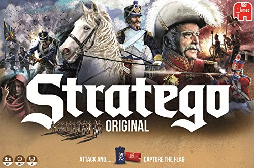 Jumbo-Spiele-19496-Stratego-Original-Brettspiel