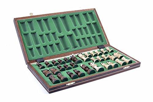 Schach-Senator-Lux-42-x-42-cm-Schachspiel-aus-Holz