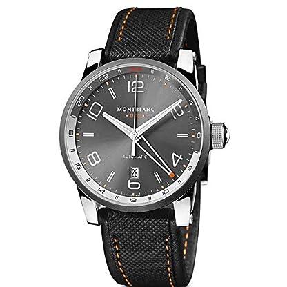 Montblanc-Timewalker-Voyageur-UTC-Herren-Armbanduhr-42mm-Automatik-109137