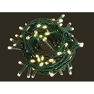 300er-LED-Lichterkette-Strom-fr-auen-Lichtfarbe-Warmweiss-Kabel-grn