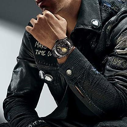 Herren-Automatikuhr-Mnner-Mechanische-Automatik-Schwarz-Militr-Wasserdicht-Skelett-Gold-Designer-Armbanduhren-Mann-Groes-Chinese-Stil-3D-Drachen-Analog-Gummi-Uhr