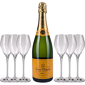Veuve-Clicquot-Brut-Yellow-Label-mit-Geschenkverpackung-Set-6-Flaschen-und-6-Glser-6-x-075-l