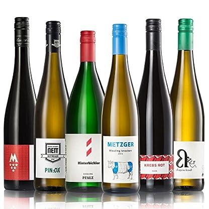 GEILE-WEINE-Weinpaket-PFALZ-6-x-075-Bester-Weiwein-und-Rotwein-von-Winzern-der-Pfalz