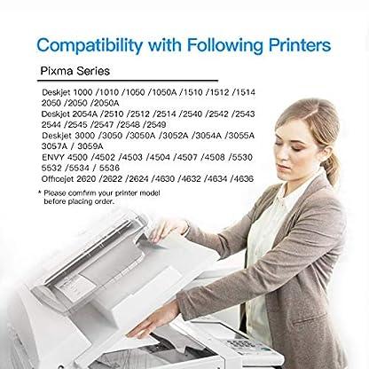 LxTek-Remanufactured-fr-HP-301-301XL-Druckerpatronen-fr-HP-DeskJet-1000-1010-1050-2050-2050A-2510-2540-3000-3010-3050-3050A-3510-Envy-4500-4502-5530-OfficeJet-2620-4630-4632-1-Schwarz-1-Farbe