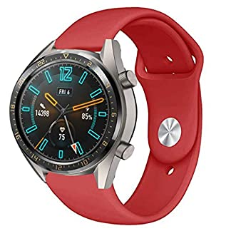 Siswong-Silikon-Sport-ersatz-uhrenarmband-Armband-fr-Huawei-Uhr-gt-smart-Watch-22mm-Smartwatch-Zubehr-Armband-Strap-Bracelet-Wrist-Band