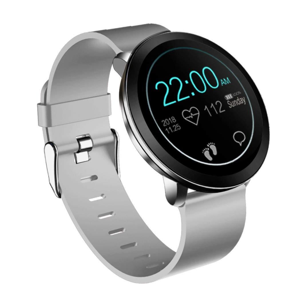 A-Artist-Smartwatch-Wasserdicht-IP68-13-Zoll-Bildschirm-Sport-Uhr-Fitness-TrackerSchrittzhler-UhrSchlaftrackerStoppuhr-Anruf-SMS-Whatsapp-Beachten-fr-IOS-Android-Handy