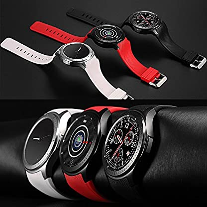 LEMFO-Smart-Watch-Telefon-BT-Smartwatch-Uhr-Nano-SIM-Smartwatch-fr-Android-50-iPhone-IOS-90-WifiBT40GPSPedometer-Herzfrequenz-Fitness-Tracker-Armband