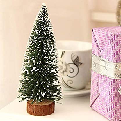 Morning-May-Weihnachten-Mini-Knstliche-Weihnachtsbaum-Festival-Partei-Ornamente-Dekor-Geschenk-Grn-10cm