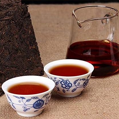 Alter-PU-ER-Tee-250g-055LB-Puerh-Tee-Ziegel-Schwarzer-Tee-Grnes-Essen-Puer-Tee-Puer-Tee-Chinesischer-Tee-Reifer-Tee-shu-cha-gesundes-Essen-Pu-erh-Tee-Alte-Bume-Pu-erh-Tee-gekochter-Tee-Roter-Tee