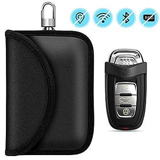 Keyless-Go-Schutz-Autoschlssel-RFID-Auto-Funkschlssel-Schlsseltasche-Schlsseletui-Faraday-Bag-Schlsseltasche-Abschirmung-Keyless-Blocking-Auto-Blocker-fr-keyless-Schutzhlle-Car-Key-Safe