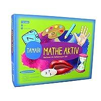 Mathe-Spiele-Rechenspiele-ab-2-Klasse-Tamabi-Mathe-aktiv-Rechnen-im-Zahlenraum-100-Spiele-Mathematik-Grundschule-Lernspiele-ab-6-Jahre-fr-mehr-Spa-beim-Rechnen