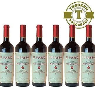 Rotwein-Italien-Primitivo-Il-Passo-Puglia-trocken-6x075L