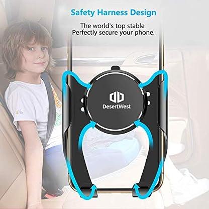 Handyhalterung-Auto-Smartphone-Halterung-Kfz