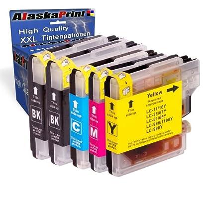 Druckerpatronen-kompatibel-fr-Brother-LC-980-XL-LC980-XL-Brother-DCP-145C-DCP-163C-DCP-165C-DCP-167C-DCP-185C-DCP-195C-DCP-365CN-DCP-373CW-DCP-375CW-DCP-377CW-DCP-383C-DCP-385C