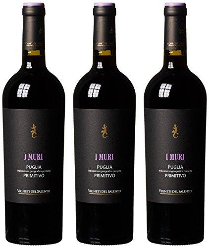 Vigneti-del-Salento-I-Muri-Primitivo-Puglia-IGP-trocken-3-x-075-l