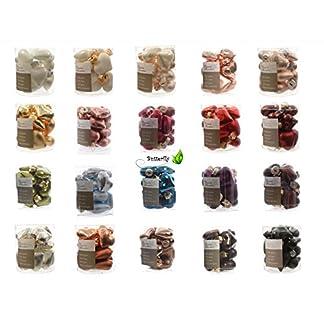 12-Weihnachtskugeln-Glas-Herzen-40mm-Christbaumkugeln-Baumkugeln-Baumschmuck-Weihnachtsdeko-Kugeln-Glaskugeln-Dose