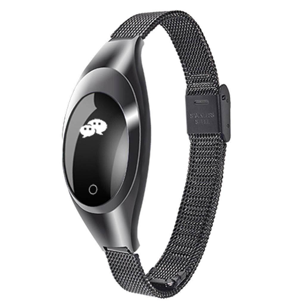 Omiky-Smart-WatchZ18-Frauen-Blutdruck-Blutsauerstoff-Herzfrequenzmonitor-Smart-Bracelet-Watch-Perfekt-fr-Frauen