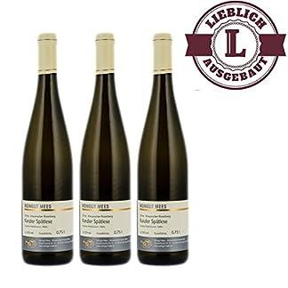 Weiwein-Weingut-Roland-Mees-Nahe-Kreuznacher-Rosenberg-Kanzler-Sptlese-2017-lieblich-3-x-075l