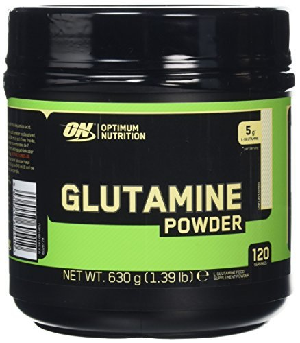OPTIMUM NUTRITION – Glutamine Powder 630g EU