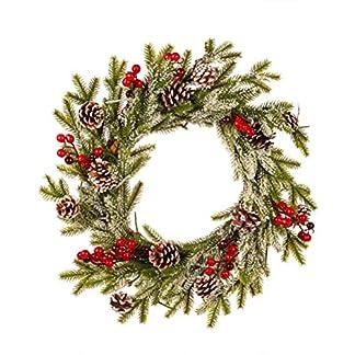 Ysoom-Trkranz-Weihnachten-Weihnachten-Hngende-Verzierung-Christmas-Garland-Tr-hngende-Ornamente-Zimmer-Weihnachten-Advent-Trkranz-40-cm-fr-Dekoration