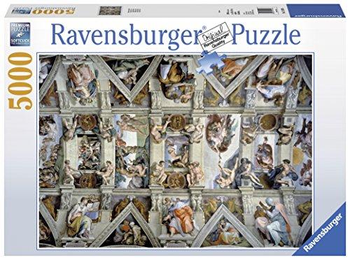 Ravensburger-17429-Sixtinische-Kapelle-5000-Teile-Puzzle