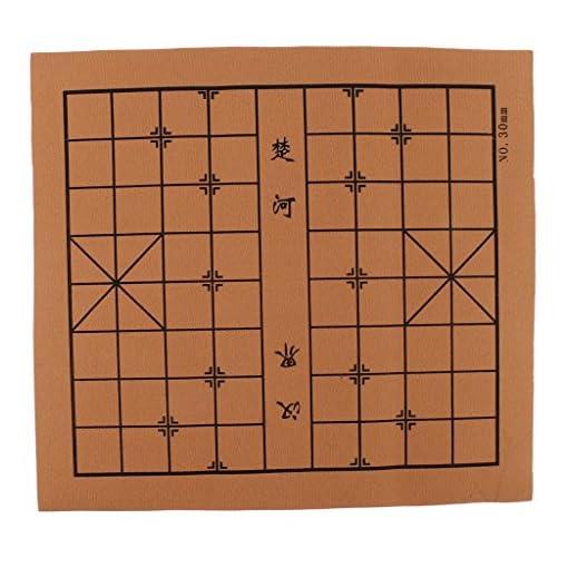 Sharplace-32-x-28cm-Xiangqi-Chinesisches-Schachspiel-Set-mit-32-Schachfiguren