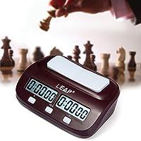 Joyeee-Analoge-Professioneller-Wettbewerb-Uhr-Schachuhr-Zeitgeber-Digital-Chess-Clock-Count-Up-Down-Uhr-Timer-fr-Board-Schach-Spiel-Player-2