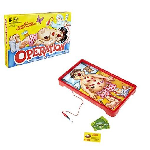Hasbro-Classic-Betrieb-Spiel