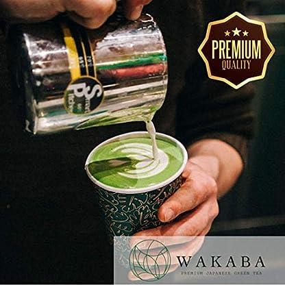 Matcha-Pulver-Bio-Premium-100g-Hergestellt-vom-Matcha-Caf-Wakaba-Echter-Bio-Matcha-DE-KO-013-Ohne-Zustzeveganrein-natrlich-Perfekt-fr-Latte-Smoothie-Ice-Tea