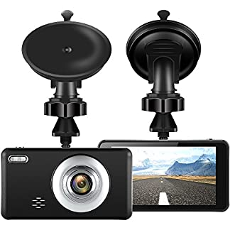 jevogh-jly03-HD-Dash-Cam-170-Grad-Weitwinkel-Camcorder-mit-Nachtsicht-Full-1080P-High-Definition-Video-Recorder-76-cm-LCD-Anzeige-mit-Parkplatz-MonitorG-SensorLoop-Recording-Auto-Dash-Kamera