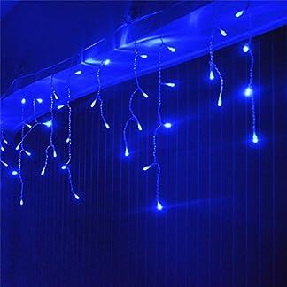VINGO-LED-Eisregen-Lichternetz-Lichterkette-Wasserdicht-fr-Wedding-8-Funktiontyp-Memory