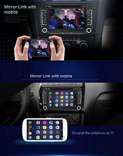 Navigationsgert-DVD-Player-mit-Kamera-CANBUS-178-cm-2-DIN-Android-60-Quad-Core-Touchscreen-untersttzt-Mirrorlink-OBD2-Subwoofer-RDS-Bluetooth