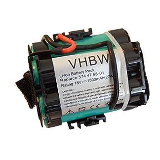 VARIATION-vhbw-Li-Ion-Akku-1500mAh-18V-fr-Rasenroboter-Husqvarna-Automower-305-308-wie-574-47-68-01-505-69-73-20
