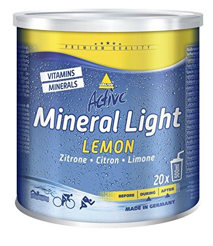 Inkospor Active Mineral Light, Zitrone, 330g Dose