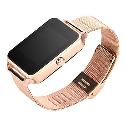 Voberry-Smart-WatchSmart-Watch-Phone-Schrittzhler-sitzende-Erinnerung-Schlaf-Monitor-Remote-Kamera-kompatibel-fr-Android-iOS-Smartphones