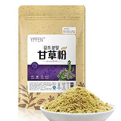 100g-022LB-Bestnote-100-reines-Natur-organisches-Lakritze-Extrakt-Pulver-Sholz-Wurzelkrutertee-duftender-Tee-Blumentee-Botanischer-TeeKrutertee-Grner-Tee-Roher-Tee-Blumentee-chinesischer-Tee