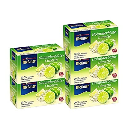 Memer-Holunderblte-Limette-5er-Pack