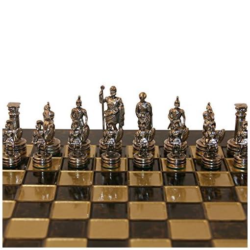 bergames-Dekoratives-Schach-Spiel-Griechisch-rmische-Kriege