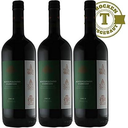 Magnumflaschen-Rotwein-Italien-Montepulciano-dAbruzzo-2015-trocken-3x15L