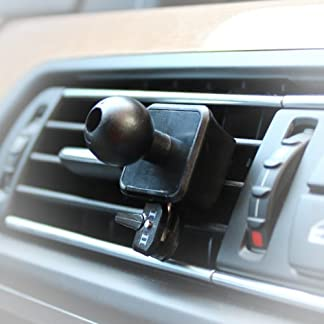 AutoScheich-Navi-Lftung-Halterung-Halter-fr-Garmin-Essential-nvi-zumo-dezl-Streetpilot-17mm-Kugelkopf