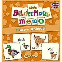 Mein-Bildermaus-Memo-Englisch-Tiere-Animals-Kinderspiel
