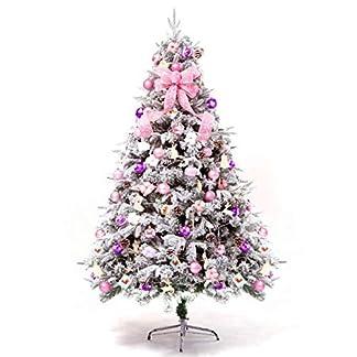 GFF-Weihnachtsbaumset-PVC-12151821-m-Weihnachtsschmuck-Schneebaum-Flockbaum-verkleiden-Baum-mit-leichtem-Zubehr-15m