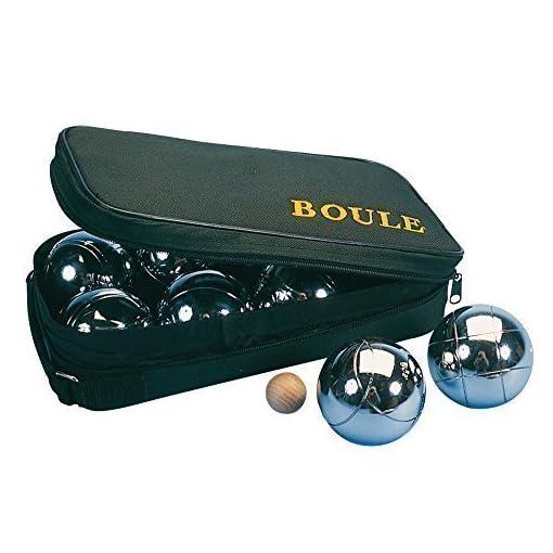 Senior-Level-Vier-Person-Gartenspiele-Im-Freien-Stahl-Boule-Sets-4-Ball-Paare