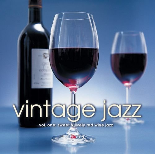 Vintage-Jazz-Vol-1-Sweet-Lively-red-wine-jazz-UK-Import