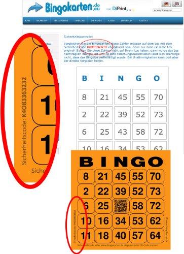 200-groe-Bingokarten-fr-Senioren-24-aus-75-mit-Joker-in-der-Mitte-rot